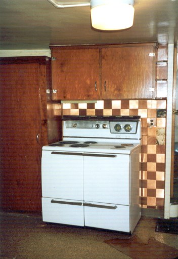 14 new house kitchen stove copper