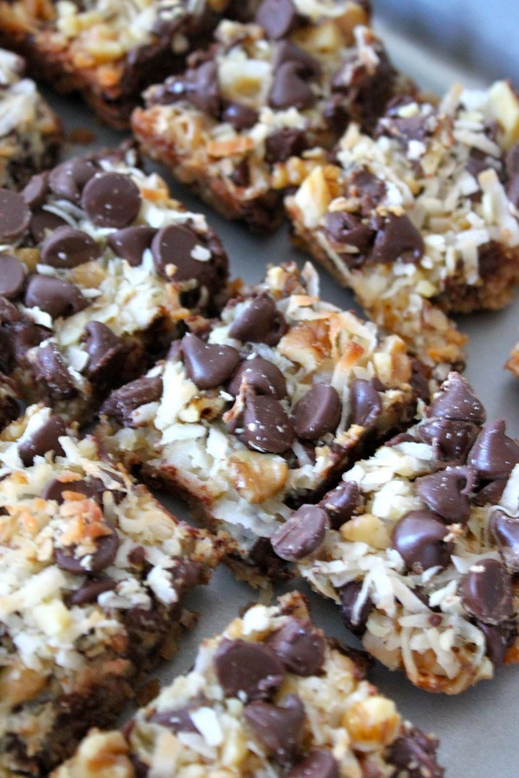 Recipe #10: Magic Cookie Bars – Home at the WhackyShack
