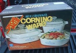 old-vintage-corning-ware-cornflower-3-casserole-dish